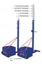 供应多功能羽汔排球柱