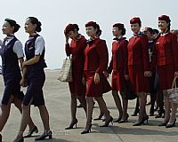 空姐一般工资多少