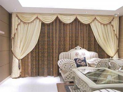 上海电动工程窗帘图片图片