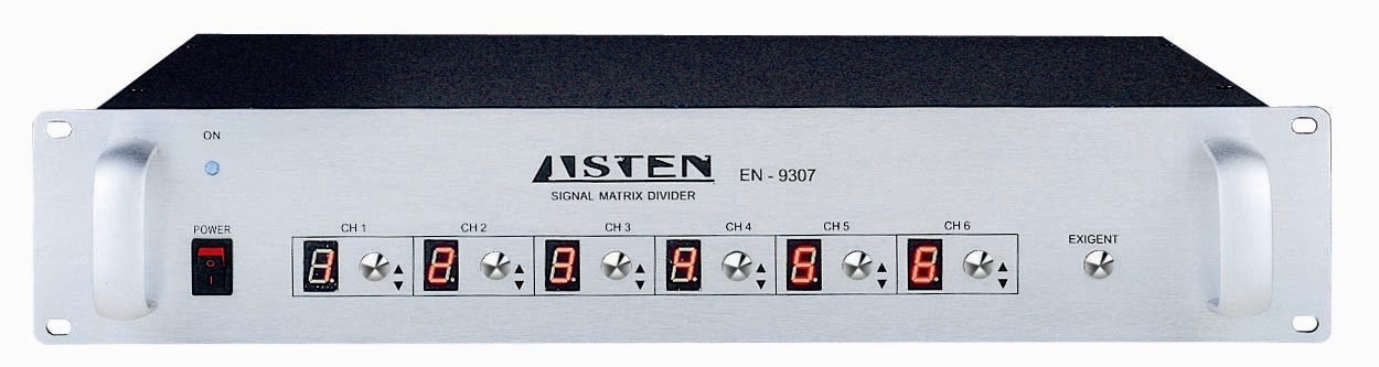 音频信号分配器|