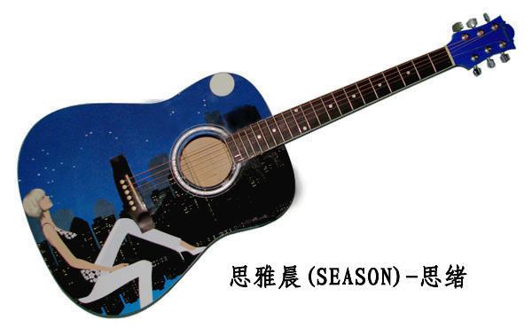 教具 吉他 制作步骤