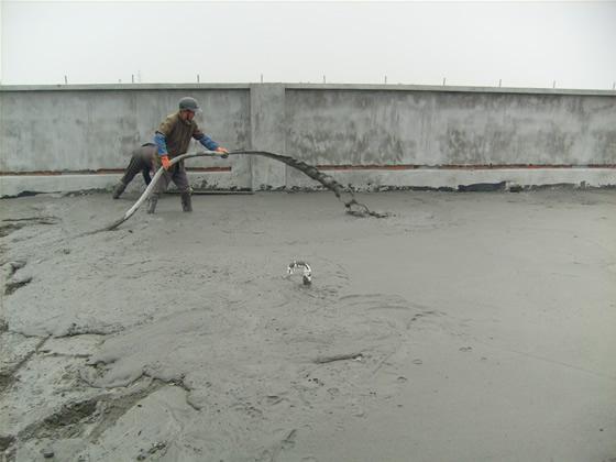 承包样板图 隔热层工程承包专业地暖来自科泰 临沂科泰建筑新高清图片