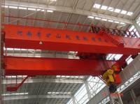 供应QC型5~16电磁桥式起重机 河南矿山 起重机