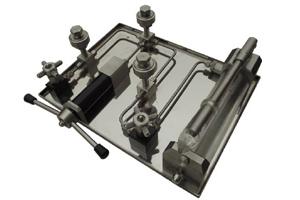 西安云仪供应水介质高压压力源/压力表校验装置/压力表校验器批发
