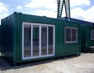 集装箱房屋图片