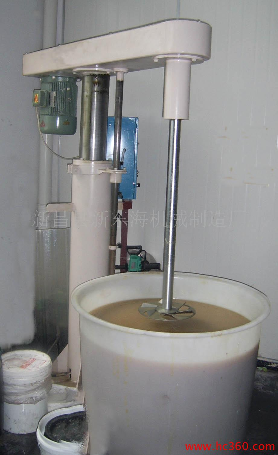 供应机械式搅拌机