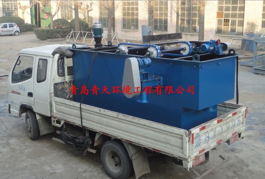 供应污水处理气浮机
