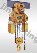 10t电动小车运行式环链电动葫芦图片