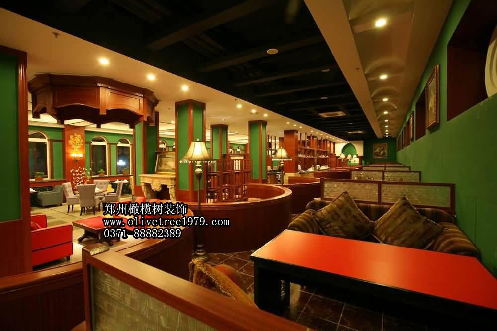 西餐厅装修效果图大全,咖啡西餐厅装修效果图,西餐厅装修风