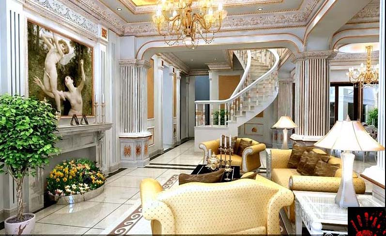 供應青島復式樓裝修復式樓裝飾裝潢設計