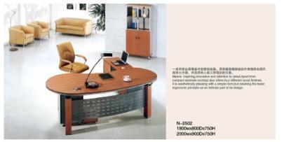 办公班台N2001图片/办公班台N2001样板图 (3)