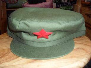 红卫兵军帽图片