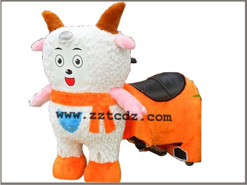 供应电动动物游戏机儿童电动动物