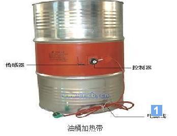 防爆油桶加热器油桶加热带安邦电气批发