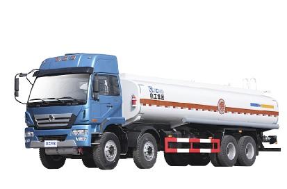 徐工化工液体运输车