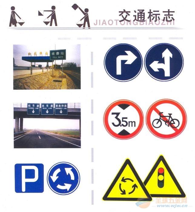 青岛标志牌,青岛交通标牌,青岛道路标志牌,青岛小区标志牌