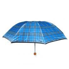 供应格子折叠伞