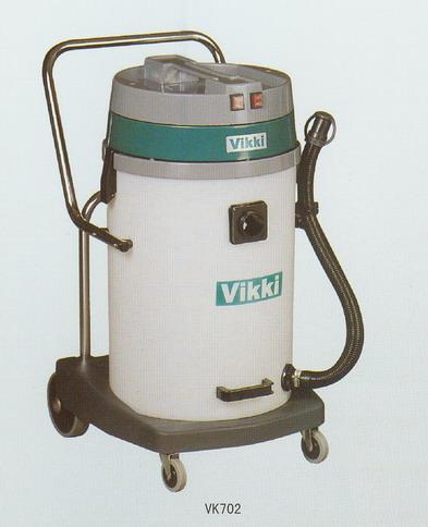 供应威奇双马达工业吸尘机