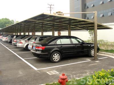 桐乡钢结构色彩棚制作构成汽车安装在建筑设计中的应用PPT