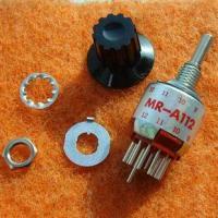 电子手轮专用波段开关MR-A112,MRA-112,MRA112