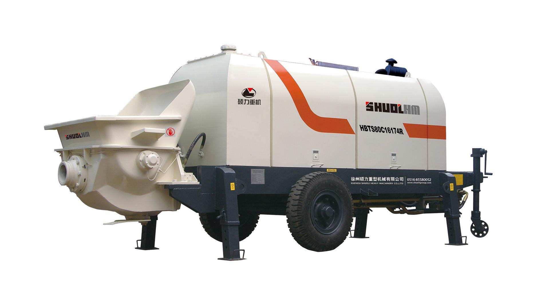 供应小骨料混凝土泵