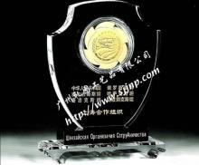 供应上海水晶奖牌,上海合作纪念牌北京合作纪念牌,南京合作纪念品
