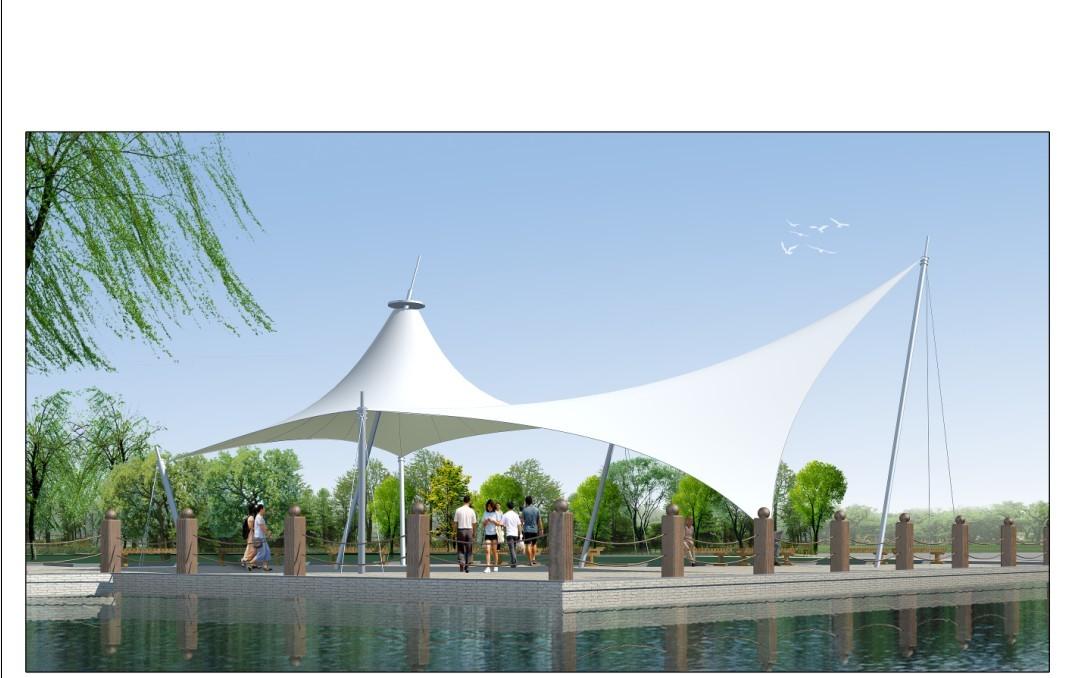 深圳市斯柯瑞膜结构工程有限公司生产供应陕西膜结构