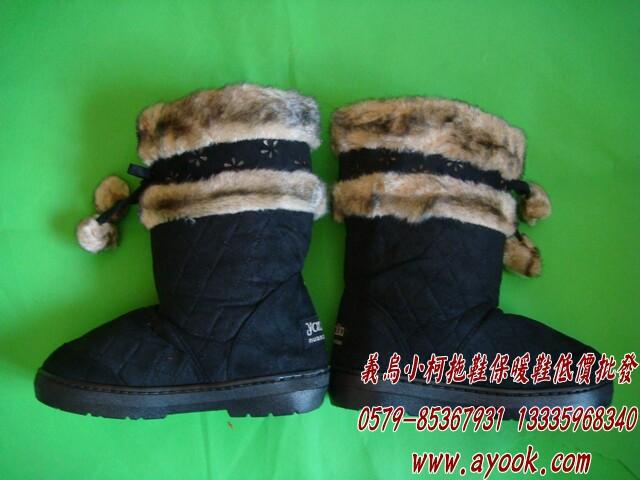 供應雪地靴,女式雪地靴低價批發,便宜的優質的雪地靴讓你吃驚圖片