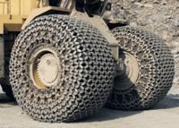 供应轮胎防滑链-23.5-25轮胎防滑链