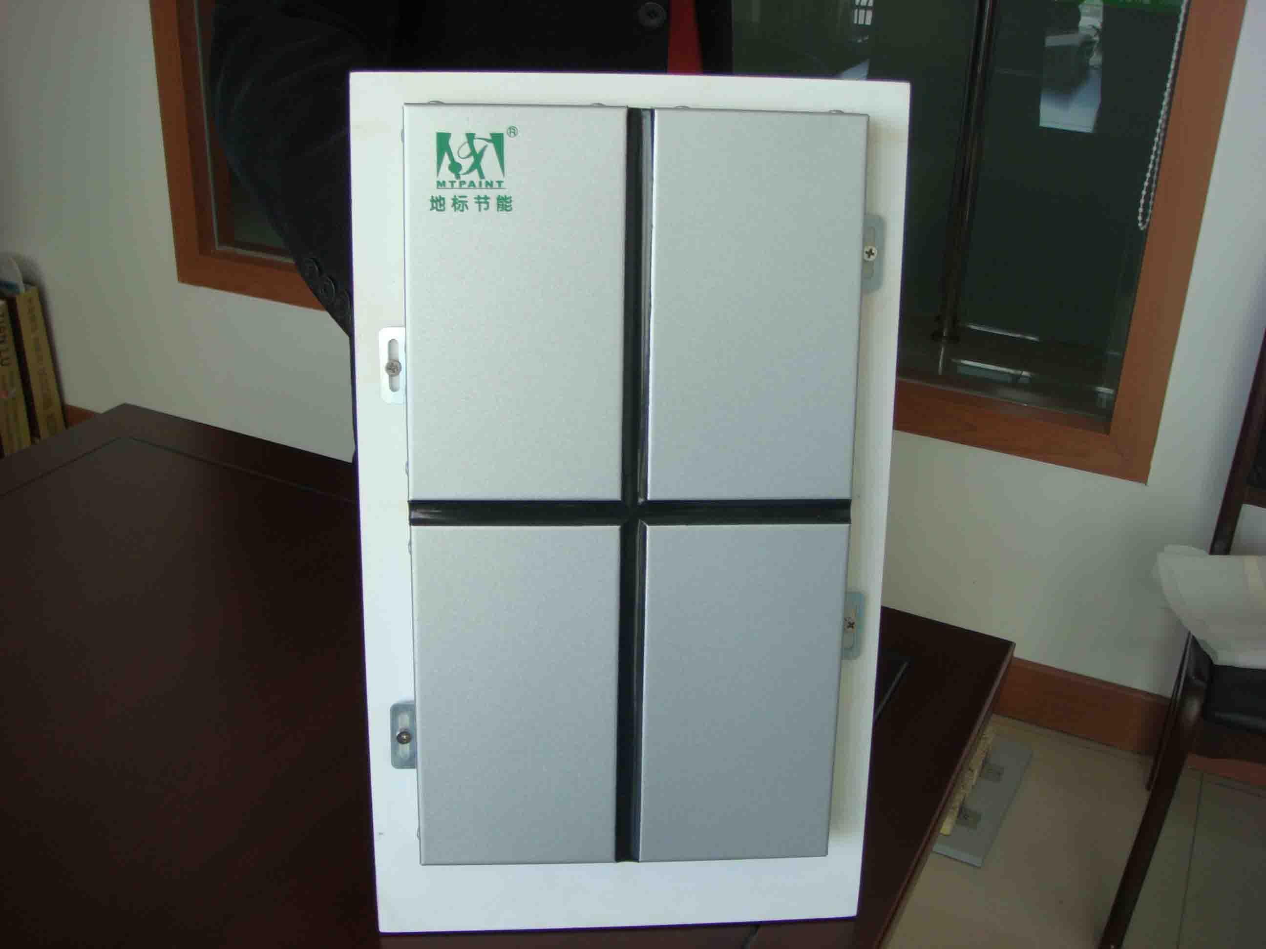 供应铝板保温装饰一体化图片