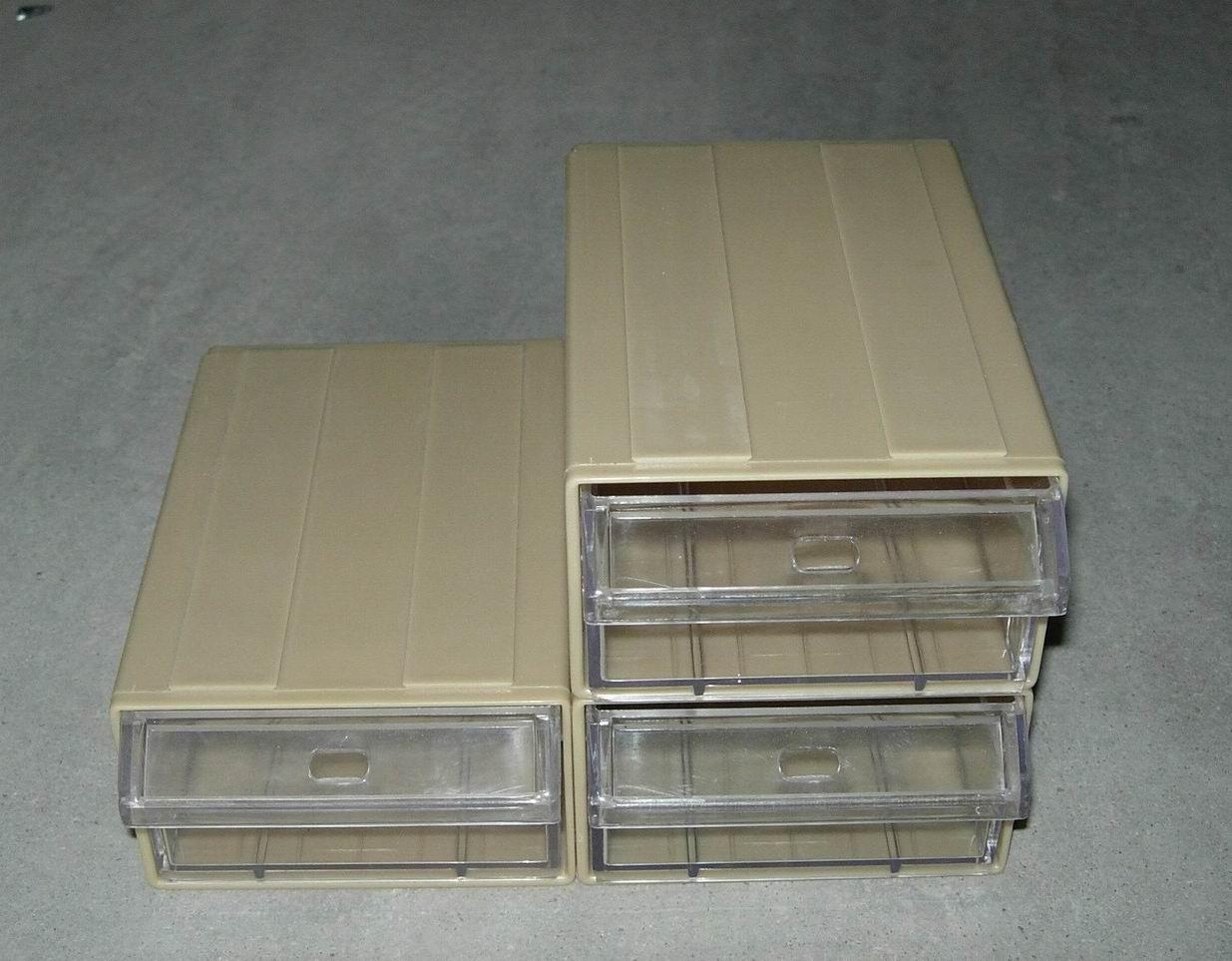 供应大号单抽元件盒