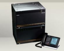 供应最新电话系统东芝CIX1200集团电话