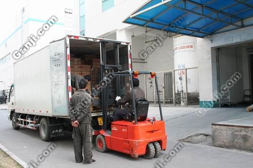 上海青浦区合力3吨叉车出租-工厂设备搬运-华新镇吊车出租图片