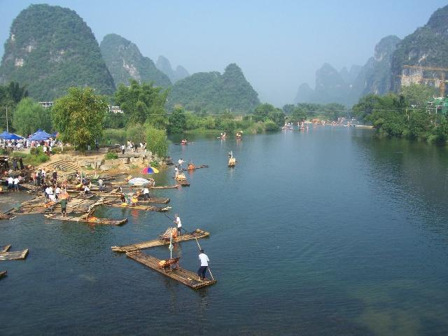 成都至桂林旅游路线成都到桂林旅游路线图片