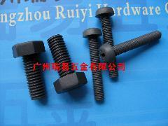 供应PVC圆头螺丝