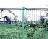 双圈护栏网图片