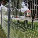 三角折弯护栏网图片