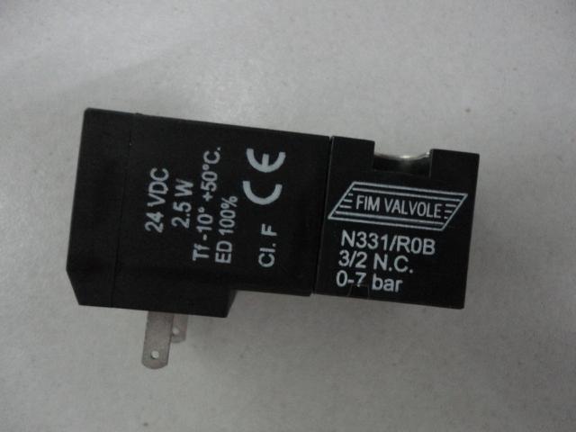 电磁阀图片 电磁阀样板图 电磁阀 周师傅针织机械配件行