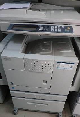 供应夏普355黑白复印机 数码复印机 文教办公设备  多功能机图片