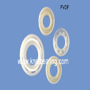 PVDF耐高温塑料轴承