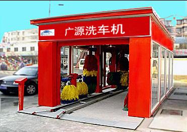 供应隧道式电脑洗车房