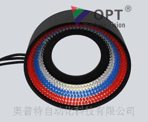 供应机器视觉光源环形光源OPT视觉光源批发