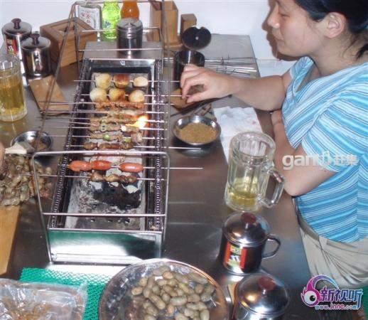 北京烤天下自助烧烤设备厂家图片/北京烤天下自助烧烤设备厂家样板图