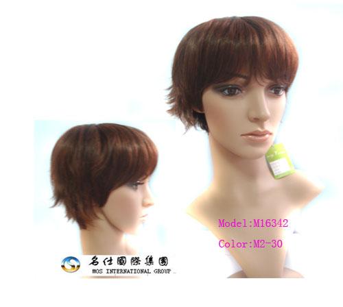名仕假发化纤发真发