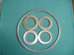 金屬缠绕垫片 石墨缠绕垫片 四氟金屬缠绕垫片