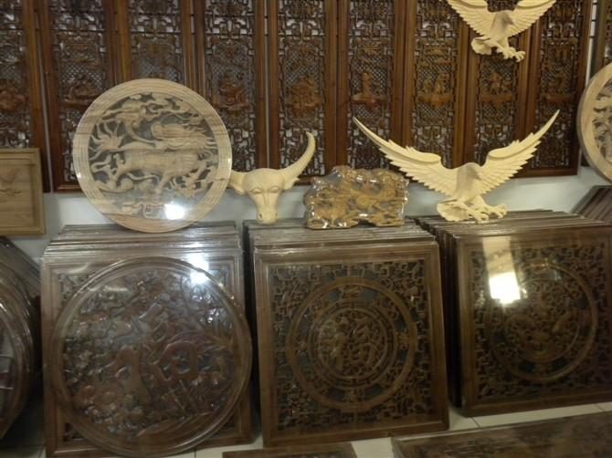 东营古月木雕红木家具