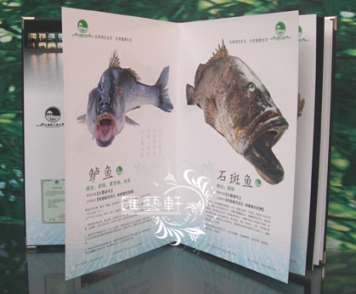 青岛饭店菜谱大全图片