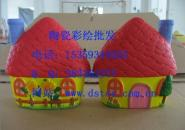 汕头陶瓷彩绘陶瓷画儿童陶瓷白坯图片