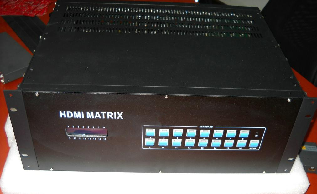 供应赛德克HDMI矩阵8x8