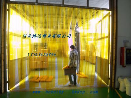 供应泉州软门帘塑料门帘防虫门帘图片